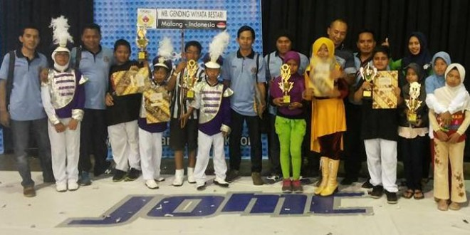 SD Plus Al Kautsar Rebut Posisi Runner Up